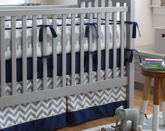 Personalized Crib Sheet by Carousel Designs Design your own crib sheet and baby crib bedding Made in the USA.