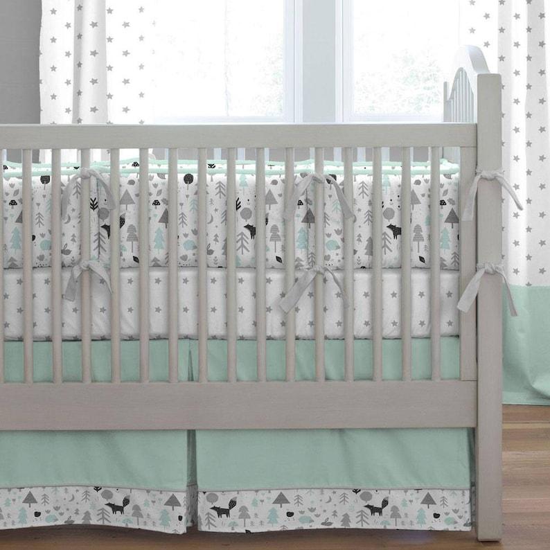 c5b9386f178ee Neutral bébé literie pour berceau   literie de bébé garçon