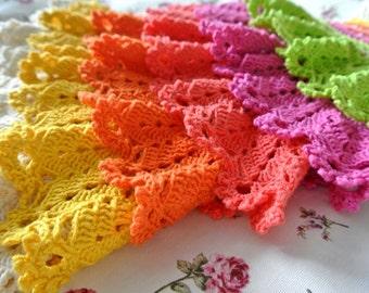 CROCHET PATTERN - Summer Dress Crochet Pattern, Crochet Ruffles DressBaby Dress