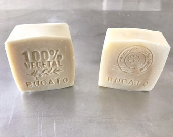 The real natural handmade laundry soap - 100% biodegradable mild natural soap, by hand and washing machine. Vegan.