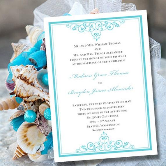 plantillas de invitaciones de boda imprimibles descargar