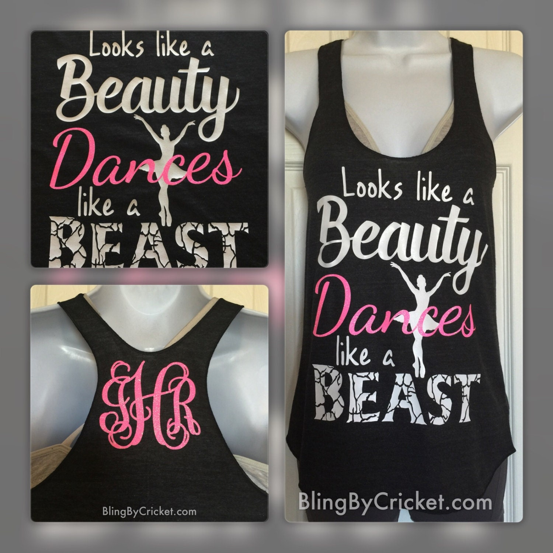 Beauty Dance Tank Like A Shirt Ballet DancesEtsy Top Looks qSUzpMV