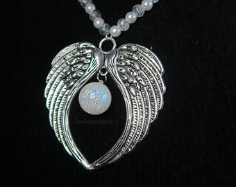 Angel's Tear Necklace