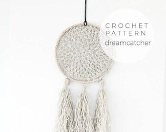 Crochet Pattern | Dreamcatcher