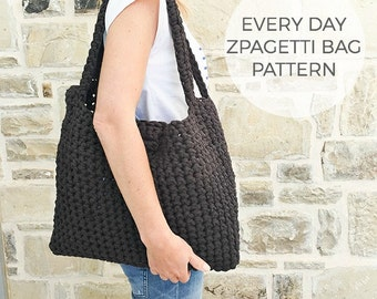 Pattern every day zpagetti bag