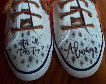 Harry Potter Shoes for Bride