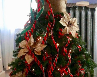Mannequin Christmas Tree Etsy
