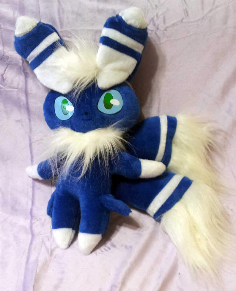 meowstic plush