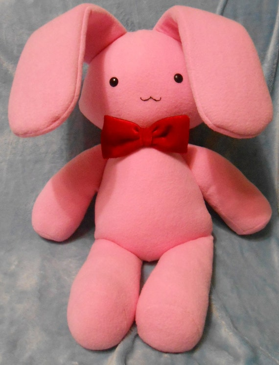 Ouran High School Host Club Inspired Usa Chan Mascot Pink Etsy