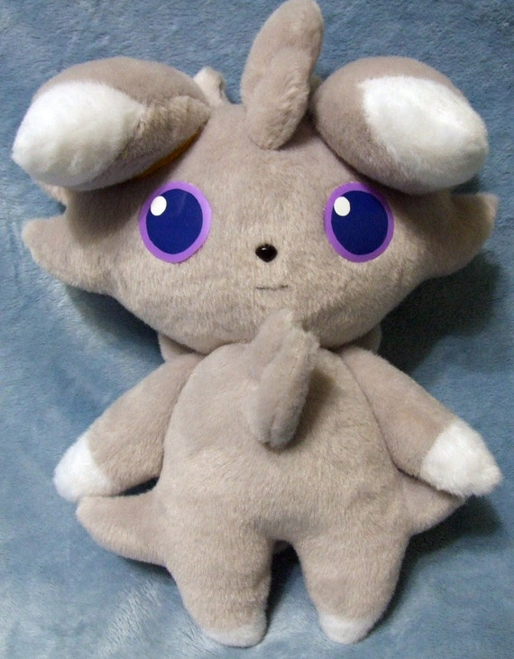 Pokemon X And Y Generation 6 Inspired Espurr Cat 30 Cm High Etsy