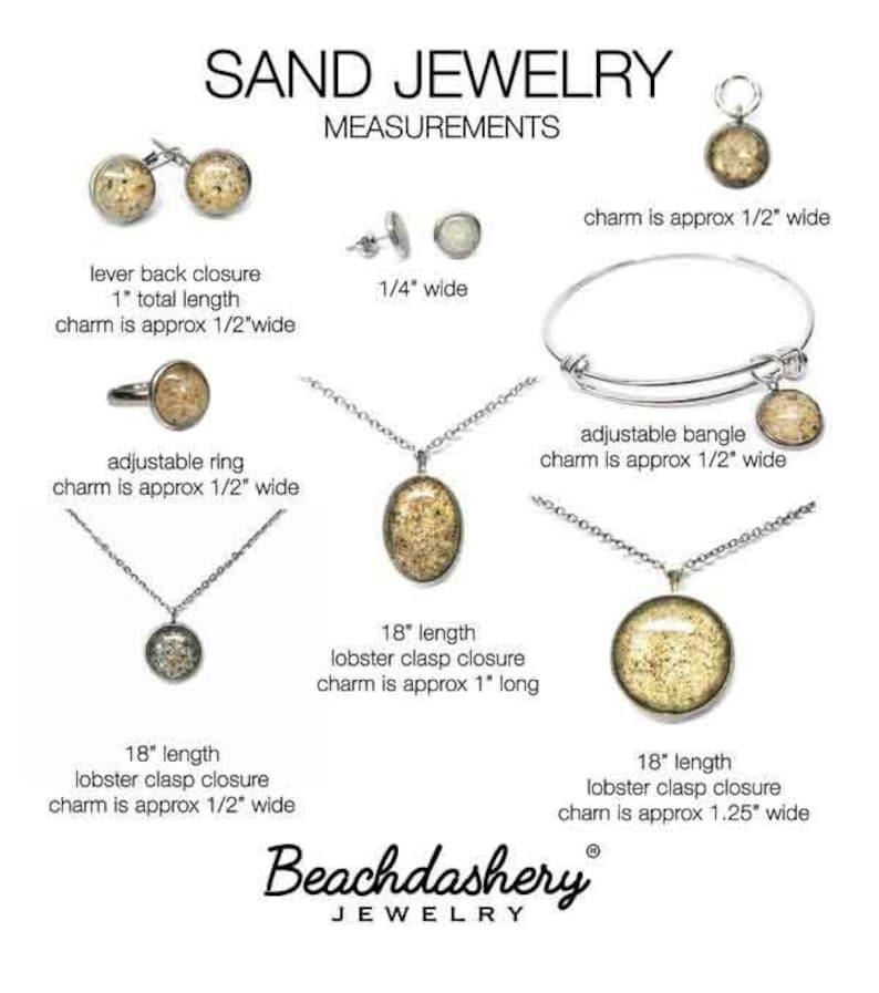 Virginia Beach Sand Jewelry