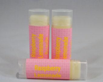 Raspberry Lemonade - Lip Balm - Raspberry - Lemonade - Lip Butter - Handmade