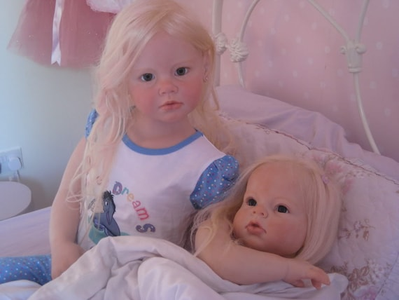 Reborn Angelica Elsa Abba Baby 5 6 Princes Child Doll Reva