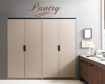 Stand Alone Canning Pantry Cabinet Using Pallets Or