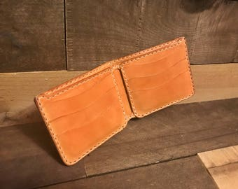 Leather Large Bifold Wallet