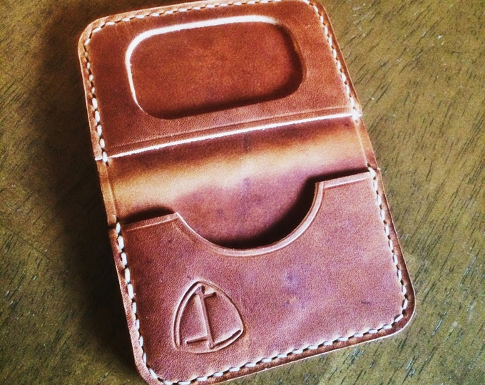 Leather Simple Bifold Wallet