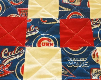 Chicago Cubs  full size quilt