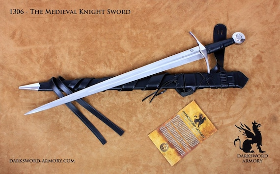 Playmobil x10 medieval swords dark knights medieval sword knight