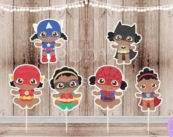 Superhero Baby Etsy