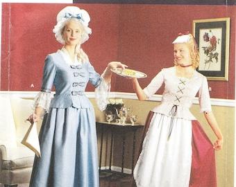 Simplicity 8752 Missesu0027 Colonial Costume Pattern 16-20  sc 1 st  Etsy & Simplicity 9891 Misses LOTR Costume Pattern 6-12