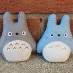 Felt Totoro Plush