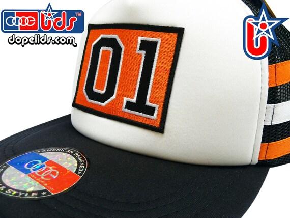 Vintage Style Trucker Hat Cap Dukes of Hazzard 70 s 80 s Retro TV Patch  Badge e17b1e465ac