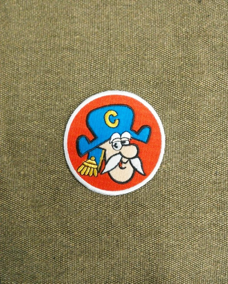 Vintage Style 70/'s Breakfast Cereal Patch Badge 80/'s Trucker Cap Hat 8cm