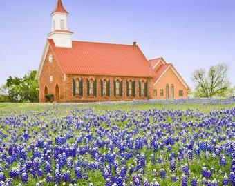 MIni Art Sale - Art Texas Church, Mason County