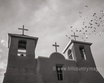 San Francisco de Asis Church, Ranchos de Taos NM