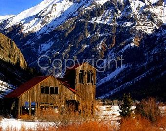 Colorado Mine, San Juan Range