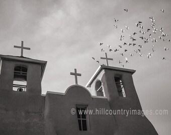 San Francisco de Asis Church, Ranchos de Taos NM