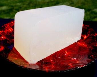 10 Lb White Glycerin Melt /& Pour Soap Base Organic