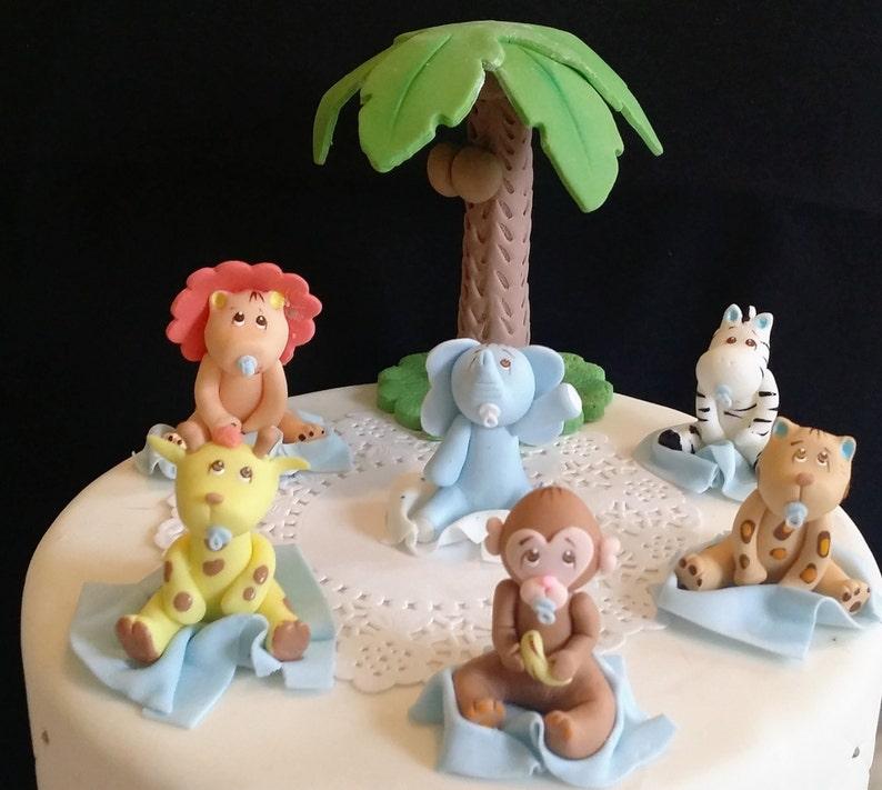 Jungle Baby Shower Birthday Safari