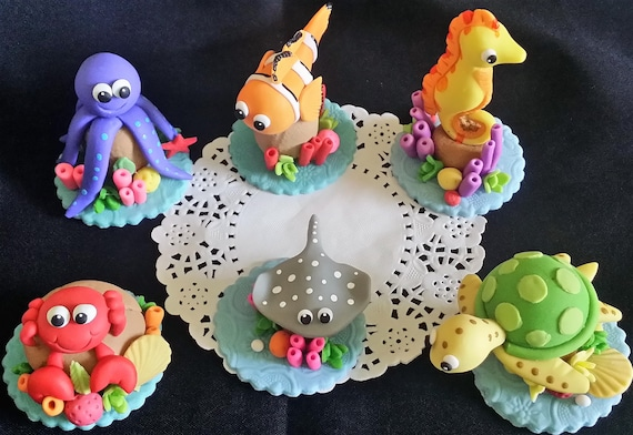 Under The Sea Party Decorations Boy Under The Sea Baby Shower Etsy