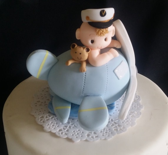 Airplane Airplane Party Favors Air Force Cake Topper Air
