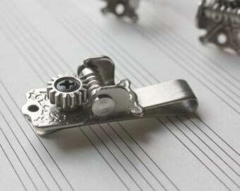 Guitar Tuning Peg Tie Clip