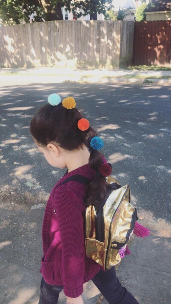 Pompom Hair Ties