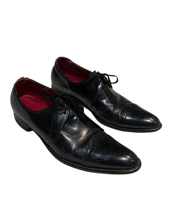 Vintage Stacy Adams Shoes 9.5