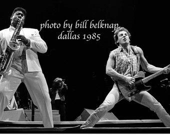 Bruce Springsteen Dallas Tx 1985