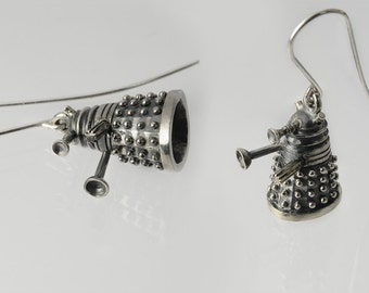 Dalek earrings