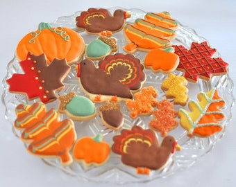 PICK UP ONLY! Thanksgiving Cookie Collection
