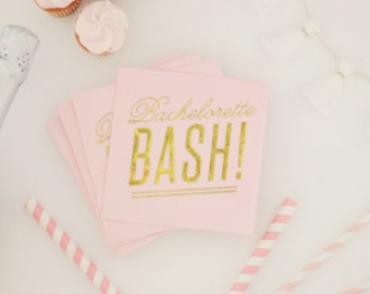 Bachelorette Party napkins, Bachelorette Party, Bachelorette Party decor