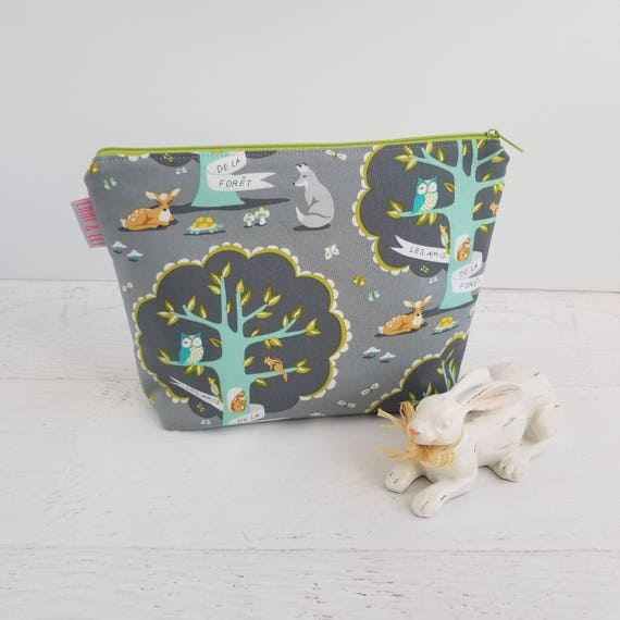 Toiletry Bag Women Cosmetic Bag Personalized Make up Bag  b1c95dddaea2c