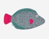 TRIGGERFISH - fish case