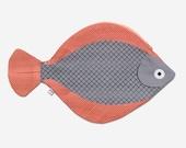 PLAICE  - fish case