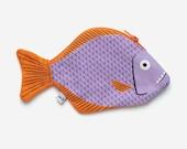 Small Piranha purse / keychain