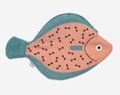 TURBOT - fish case