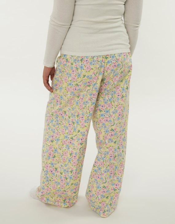 bfdd6e2737 Women s Sleep Pants Made From 100% Cotton Flannel Cozy