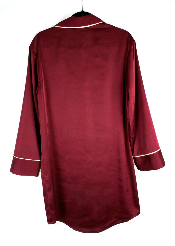 a4bf5fece4 Women s Satin Nightgown Pajama Dress Ladies Sleepwear