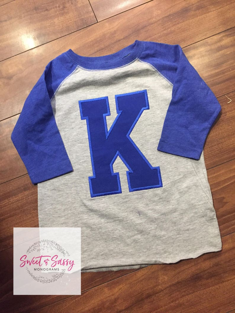 new style 6e539 aa1eb Kentucky Toddler Raglan. Kentucky Baseball Raglan. Vintage Kentucky  Baseball Jersey. Toddler Raglan. Toddler Kentucky Wildcat.